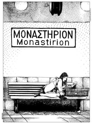 La del metro
