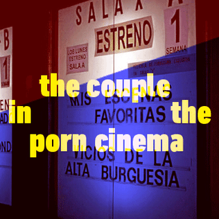 The Couple in the Porn Cinema