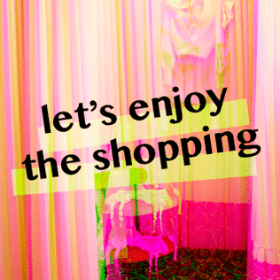 Let's Enjoy the shopping!