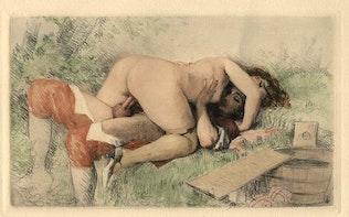 Picnic sex