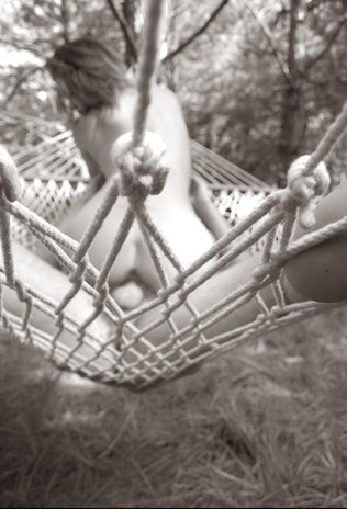 A Hammock and A Hand
