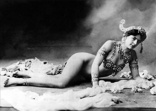 Homage to Mata Hari