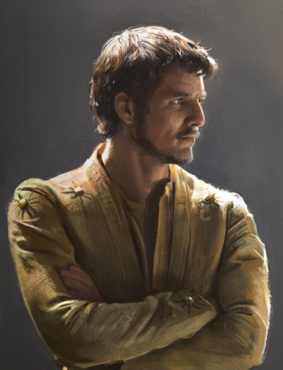 The Sublime Sex-Making of Oberyn and LadyMystique