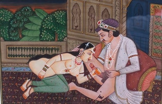 Three days of Kamasutra