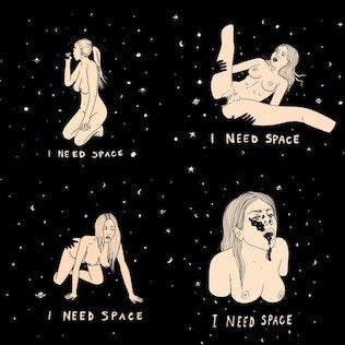 Spaceship Slut