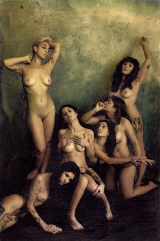 The Sex Harem