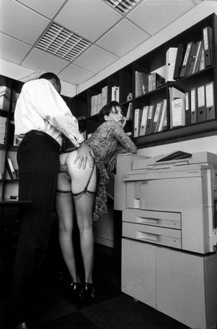 Emotions and Sex at the office!
